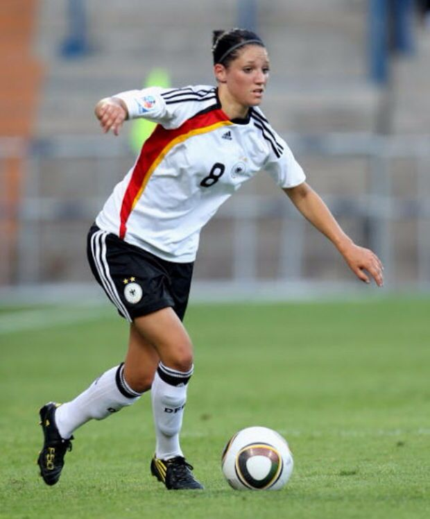 Selina Wagner German Woman S National Team Female Football Player Womens Soccer Womens Football