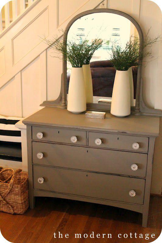 A Chalk Paint Dresser Annie Sloan Painted Furniture Paint