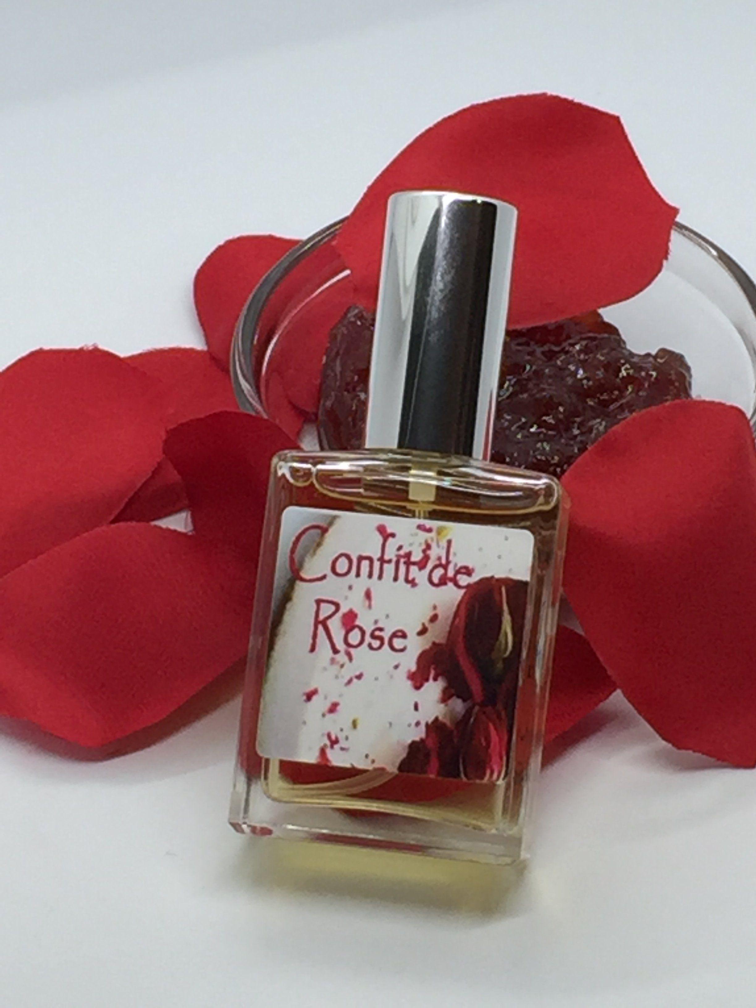 Confit de Rose EDP | perfume | Rose, Red berries, Berries