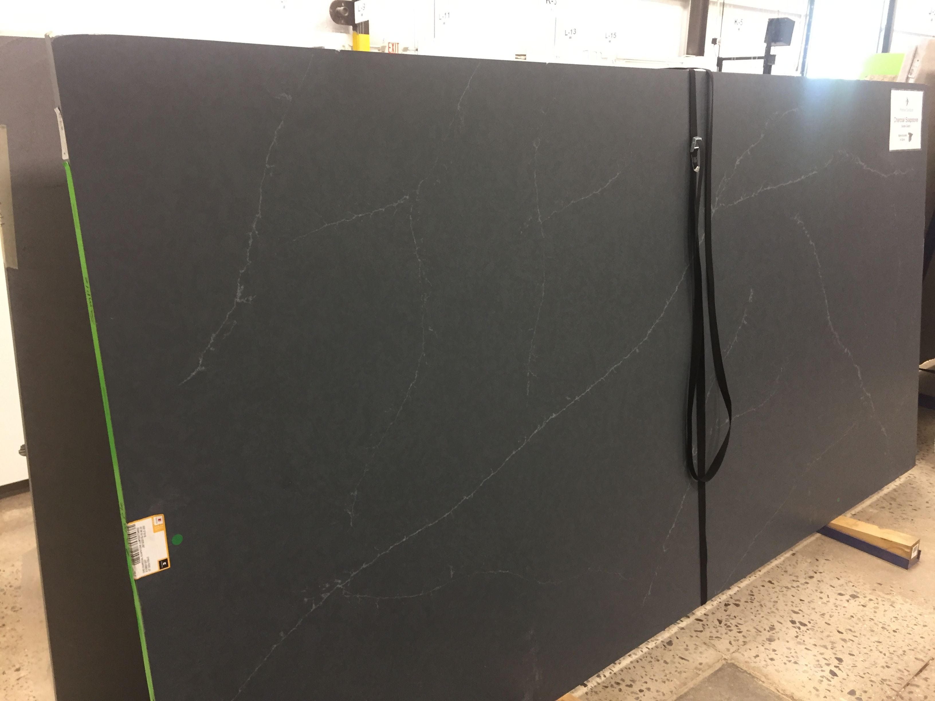 Charcoal Soapstone Quartz Eternal Collection By Silestone Remodel Kitchen Remodel Diy Concrete Countertops