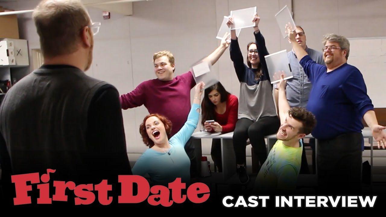 Blind Dating cast