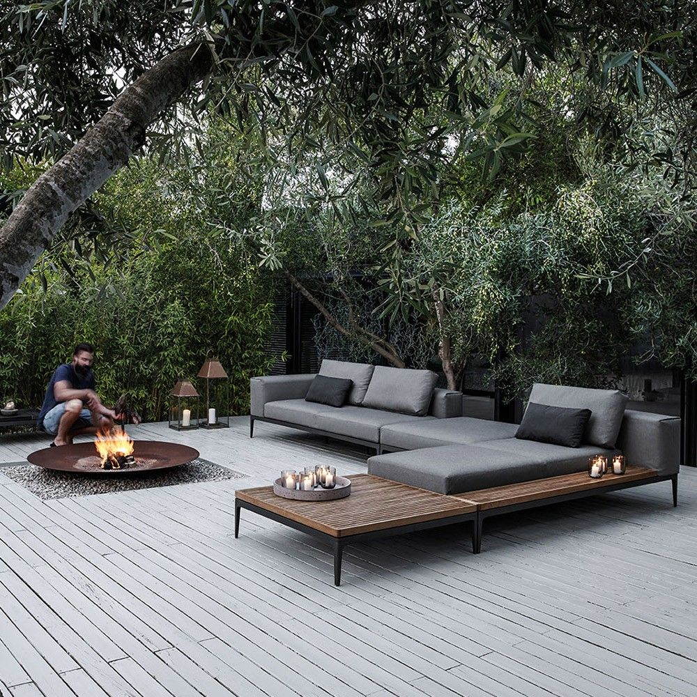 Best 25+ Contemporary outdoor chaise lounges ideas on Pinterest | Contemporary garden furniture Tropical outdoor chaise lounges and Tropical chaise lounge ... : gloster chaise lounge - Sectionals, Sofas & Couches