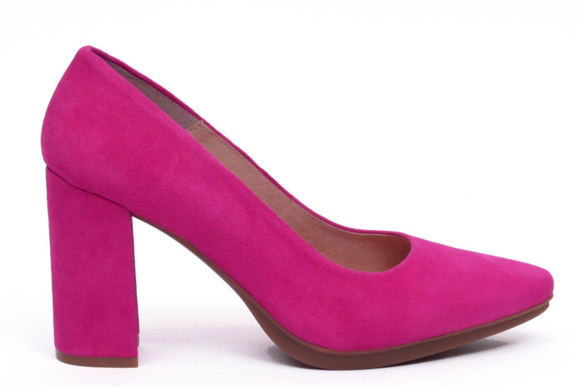 d55beef462d7f miMaO Urban S Rosa clavel –Zapato mujer de tacon salones vestir cómodo  maquillaje - women high heels shoes comfort pumps fuchsia pink