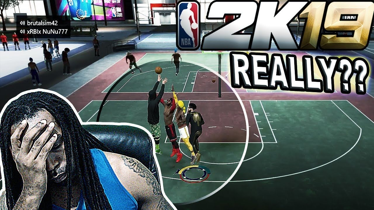 THE MOST OVERPOWERED CHEESE ARCHETYPE BUILD IN NBA 2K19