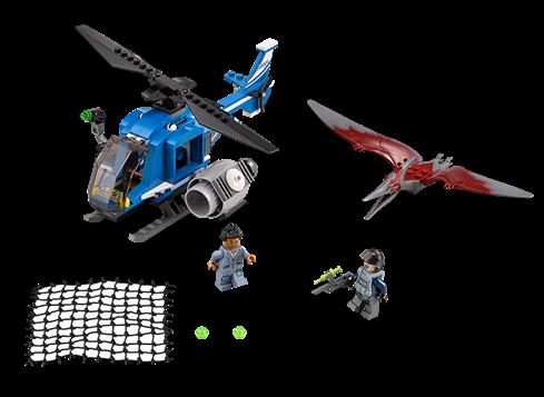 LEGO JURASSIC WORLD 75915 Pteranodonfångst