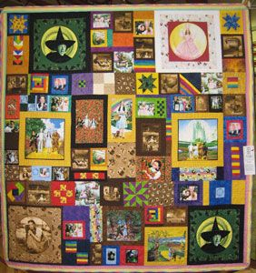 More Quilts from Camano Island | Puppet, Patterns and Craft : oz quilts - Adamdwight.com