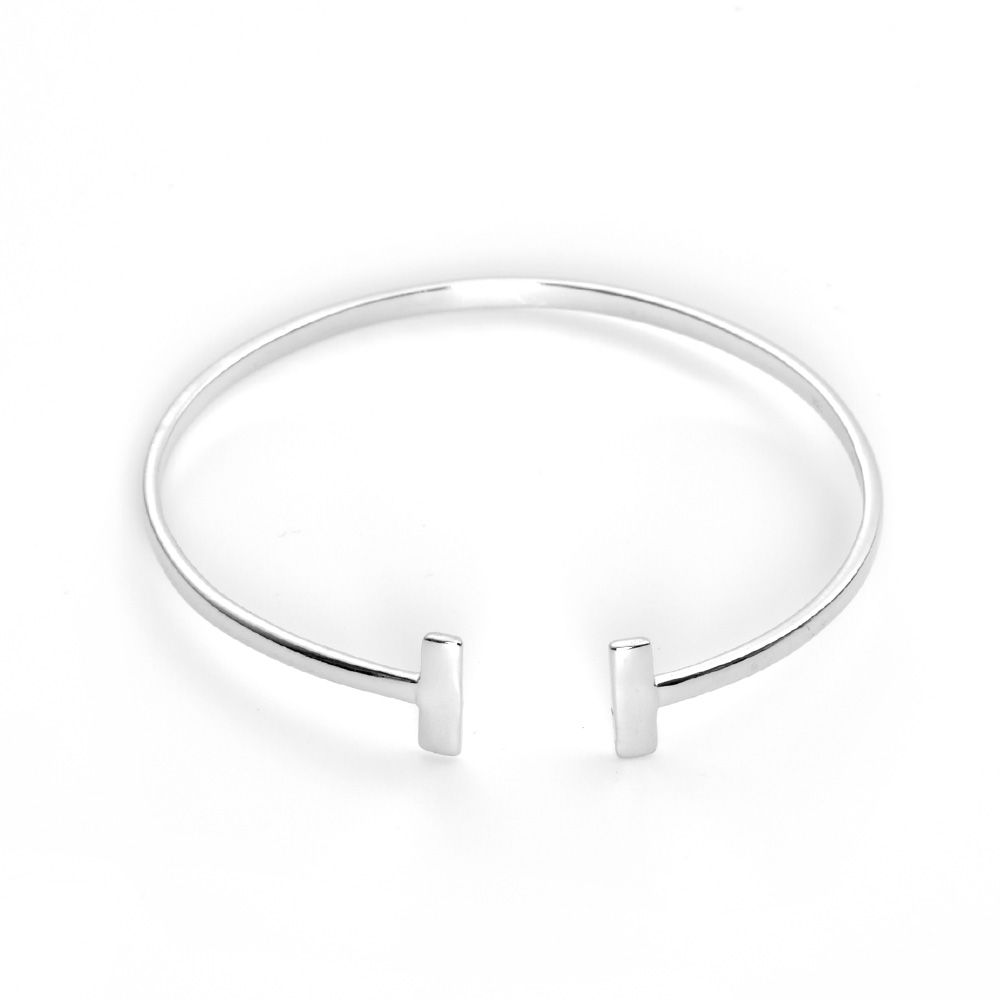 hover kaystore to zoom mv baby cuff bangle sterling silver bracelet zm kay en