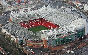 Old Trafford Manchester United Manchester Old Trafford Manchester United Stadium Soccer Stadium