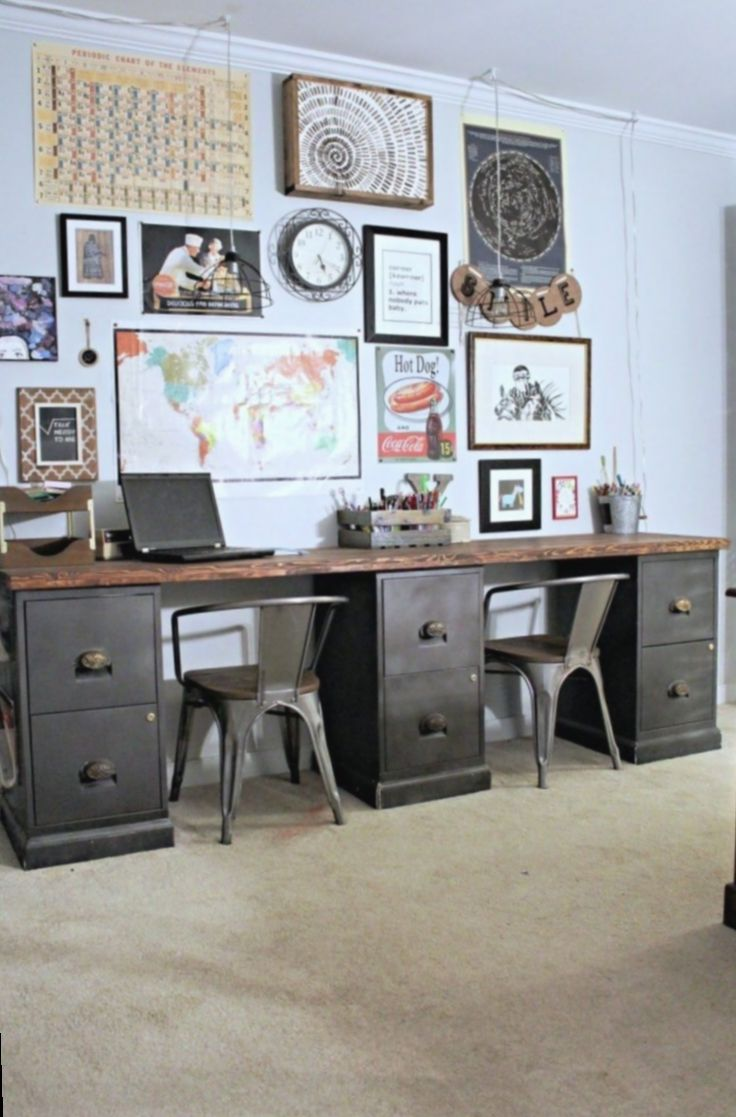 Office Ideas For Work Filing Cabinets Workspacegoals Workspaces Office In 2020 File Cabinet Desk Diy File Cabinet Desk Diy Office Desk