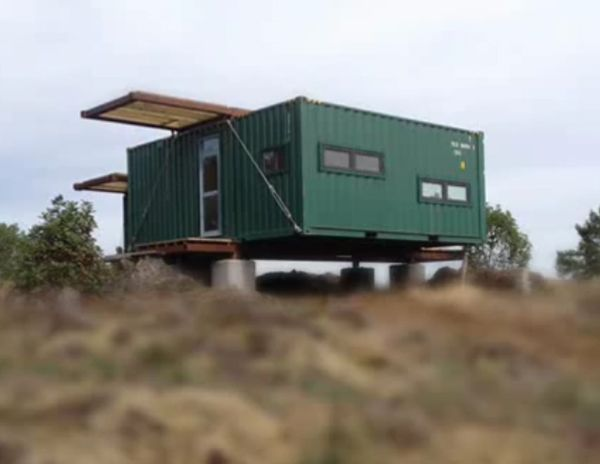 Shipping container homes book series book 116 shipping - Design your own shipping container home ...