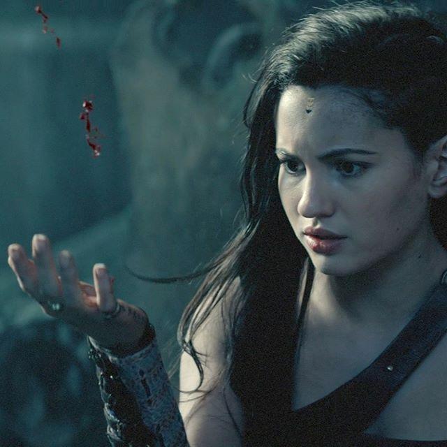 Her blood is the key. #Shannara
