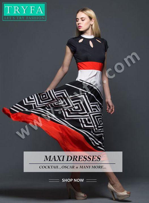 Summer fashion dresses online
