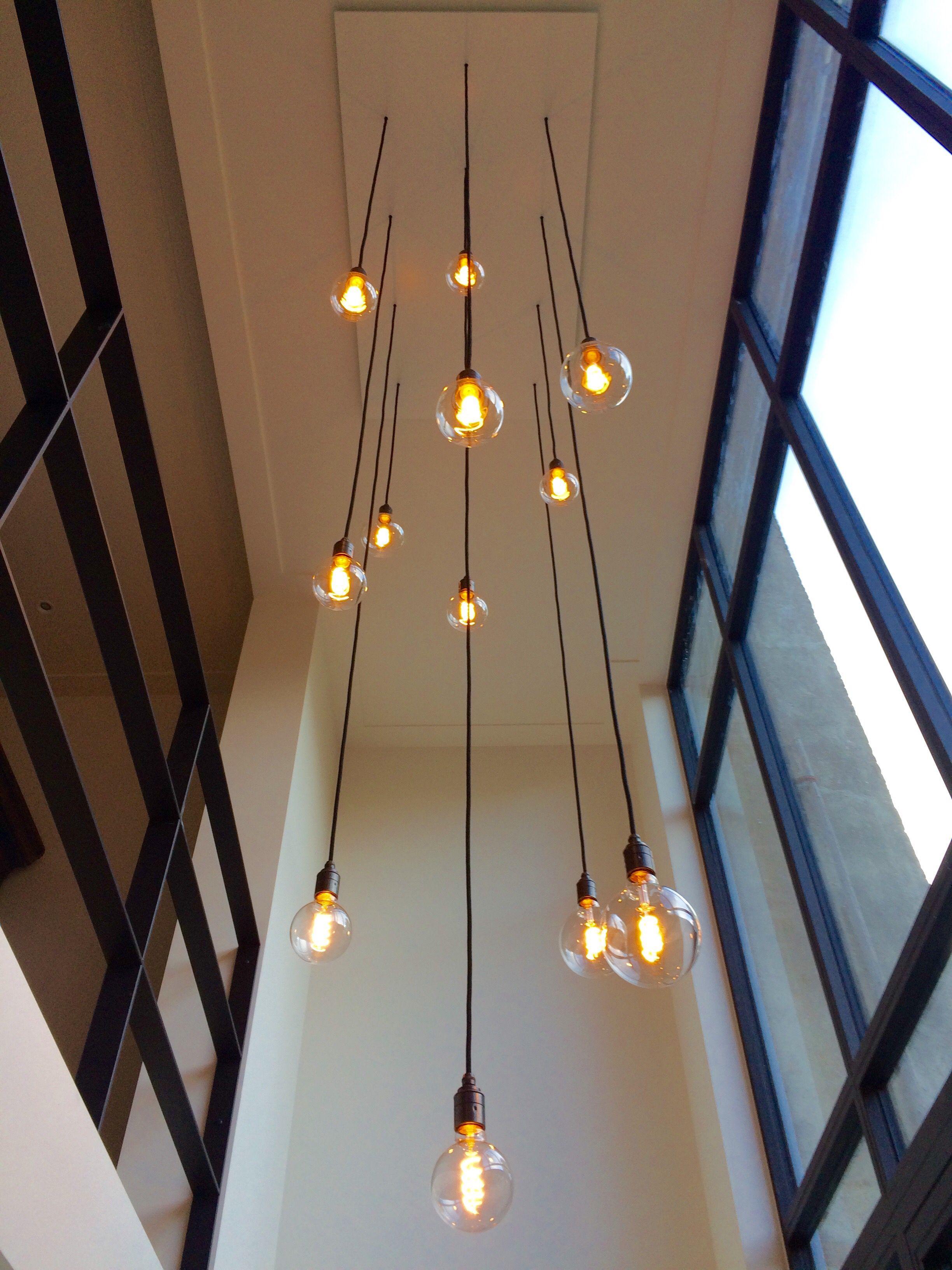 Maatwerk Lampen Bij Lichtbeurs ontwerpen wij lampen op maat voor