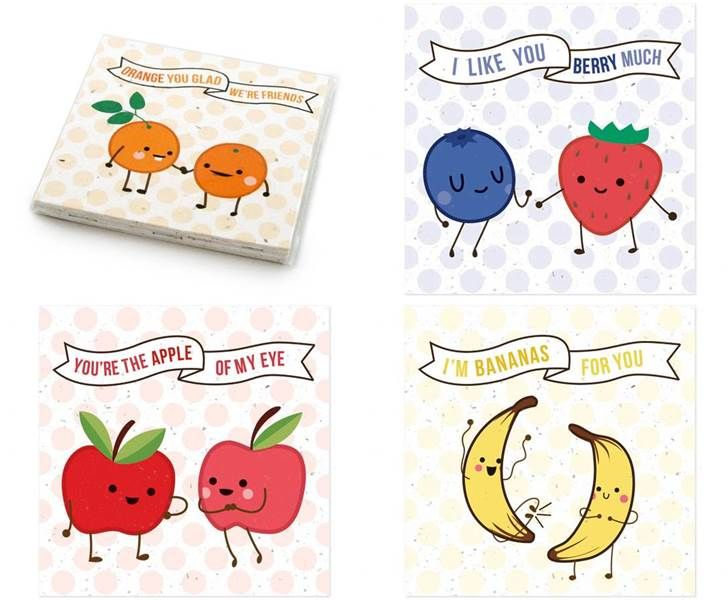 5 places to order ecofriendly Valentines that your kids can give – Food Valentines Cards