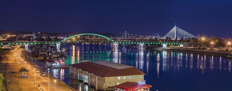 Beograd bridges
