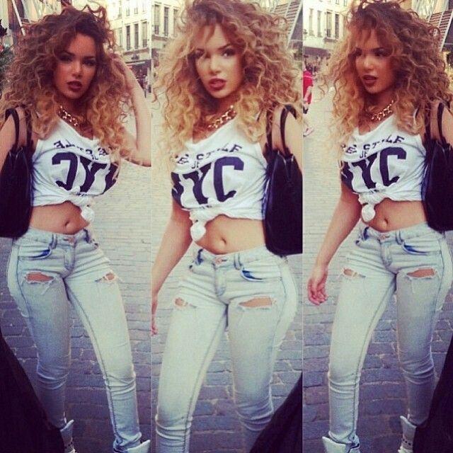 Bad girl swag
