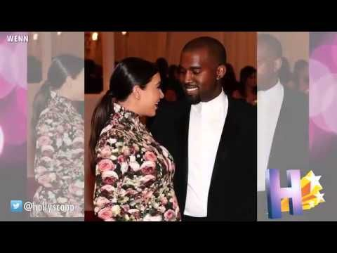 Kimye Chose Baby Name to Avoid 'KKK' Backlash - YouTube
