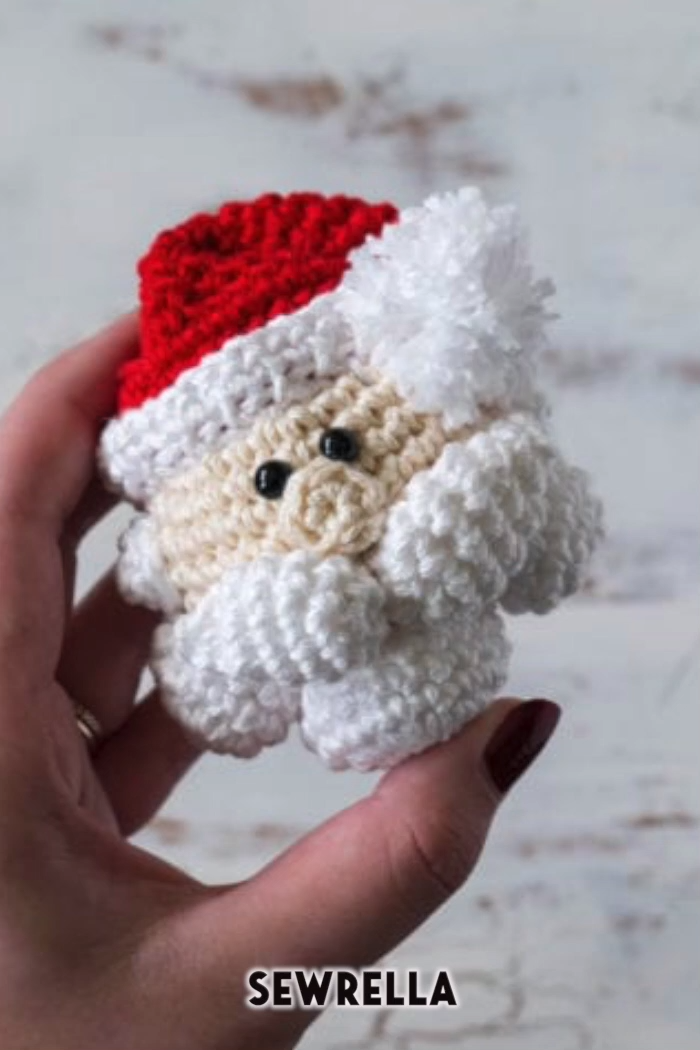 Photo of Crochet Christmas Ornaments – free pattern