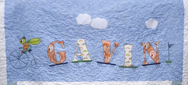 Gavin quilt3 | Flickr - Photo Sharing!