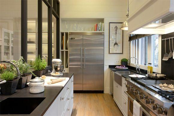 functional English style kitchen
