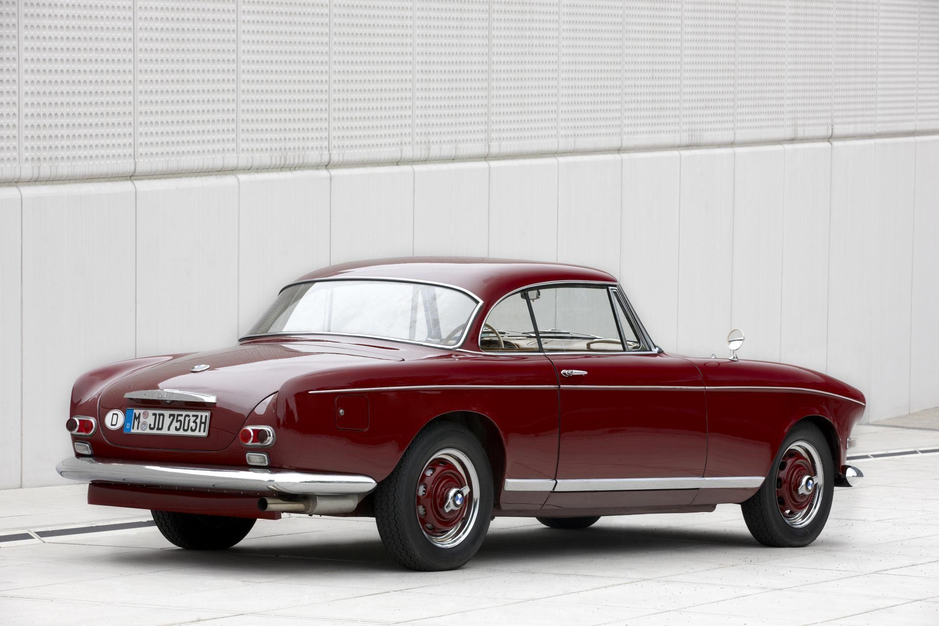 1959 BMW 503 Coupé | AUTO | Pinterest | BMW, Car stuff and Cars