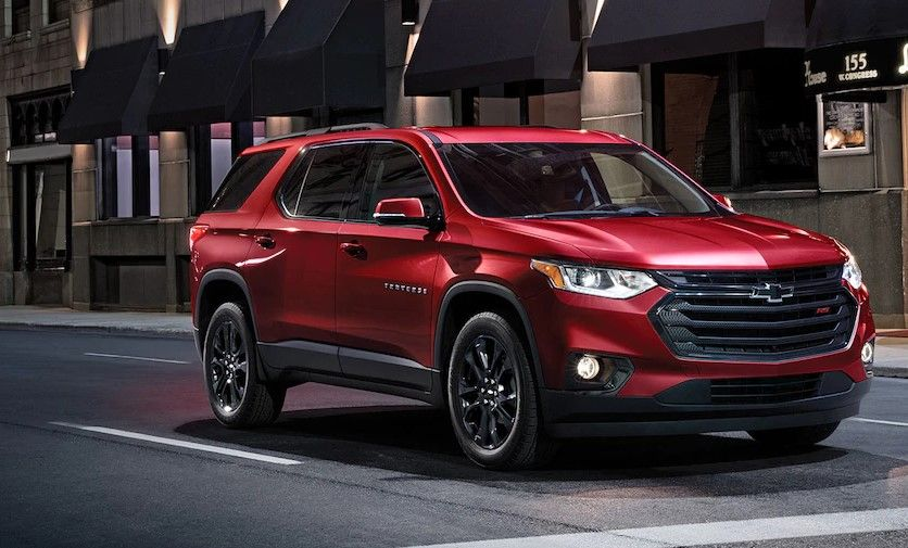 Chevy Traverse 2020 | LuxuryCarsReport | Chevrolet ...