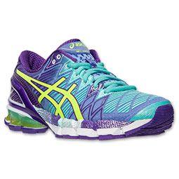 Women S Asics Gel Kinsei 5 Running Shoes Finish Line Perwinkle