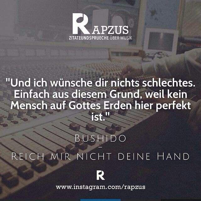 Love Bushido Rap Rap Zitate Deutsch Rap Zitate