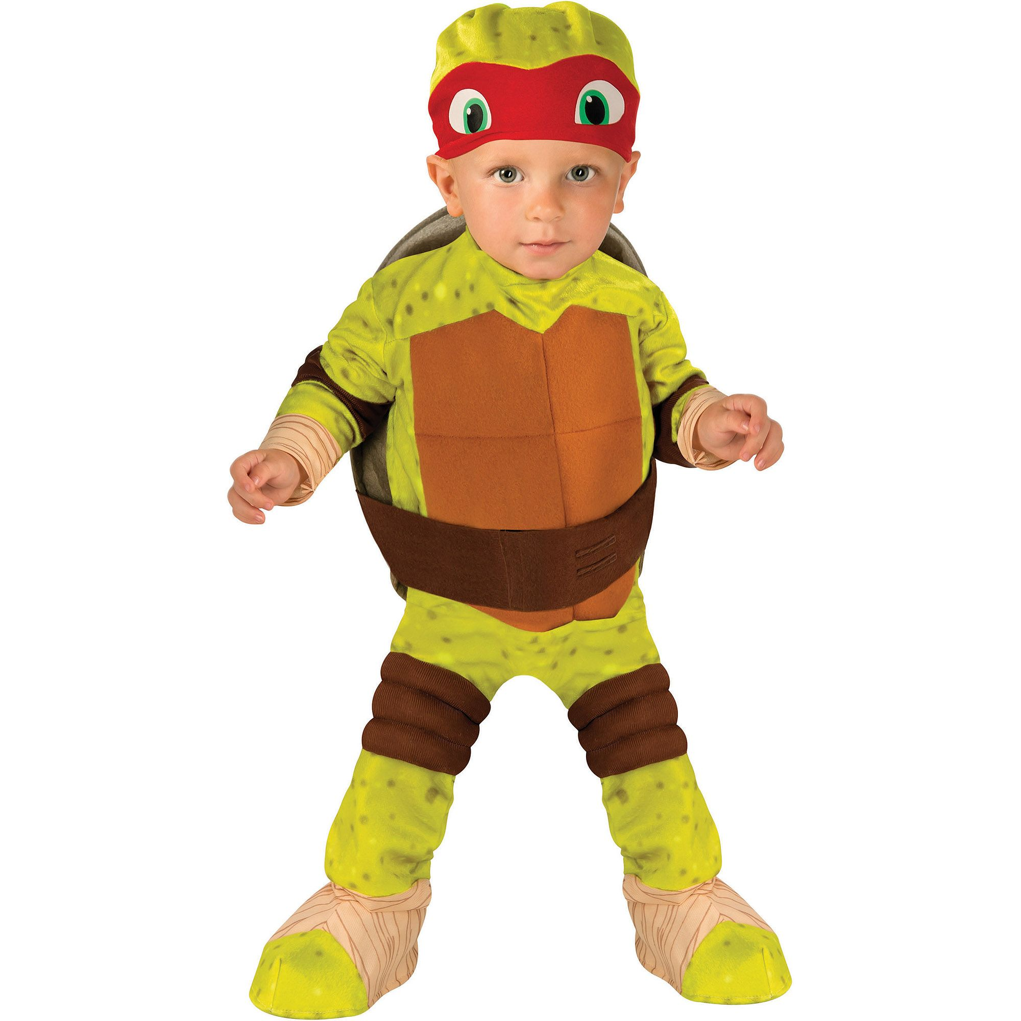 "Halloween Get It Now Teenage Mutant Ninja Turtle ""Raphael"" Toddler"