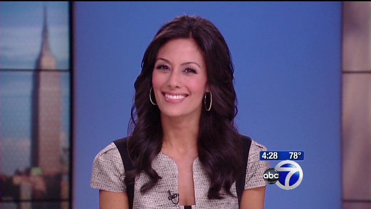 Liz Cho Eyewitness News | Favorite People | Female news anchors