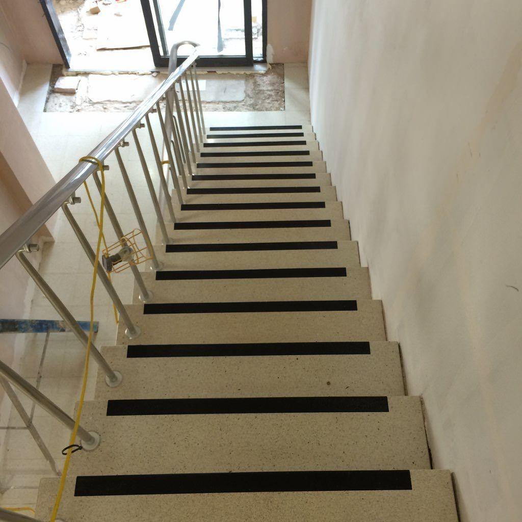 Exceptionnel Terrazzo Stair Restoration East Sussex