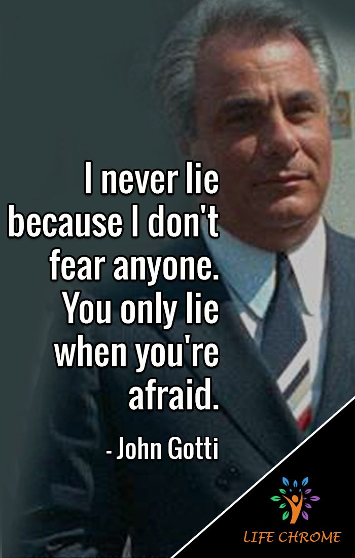 28 Best John Gotti Quotes Quotes by famous people