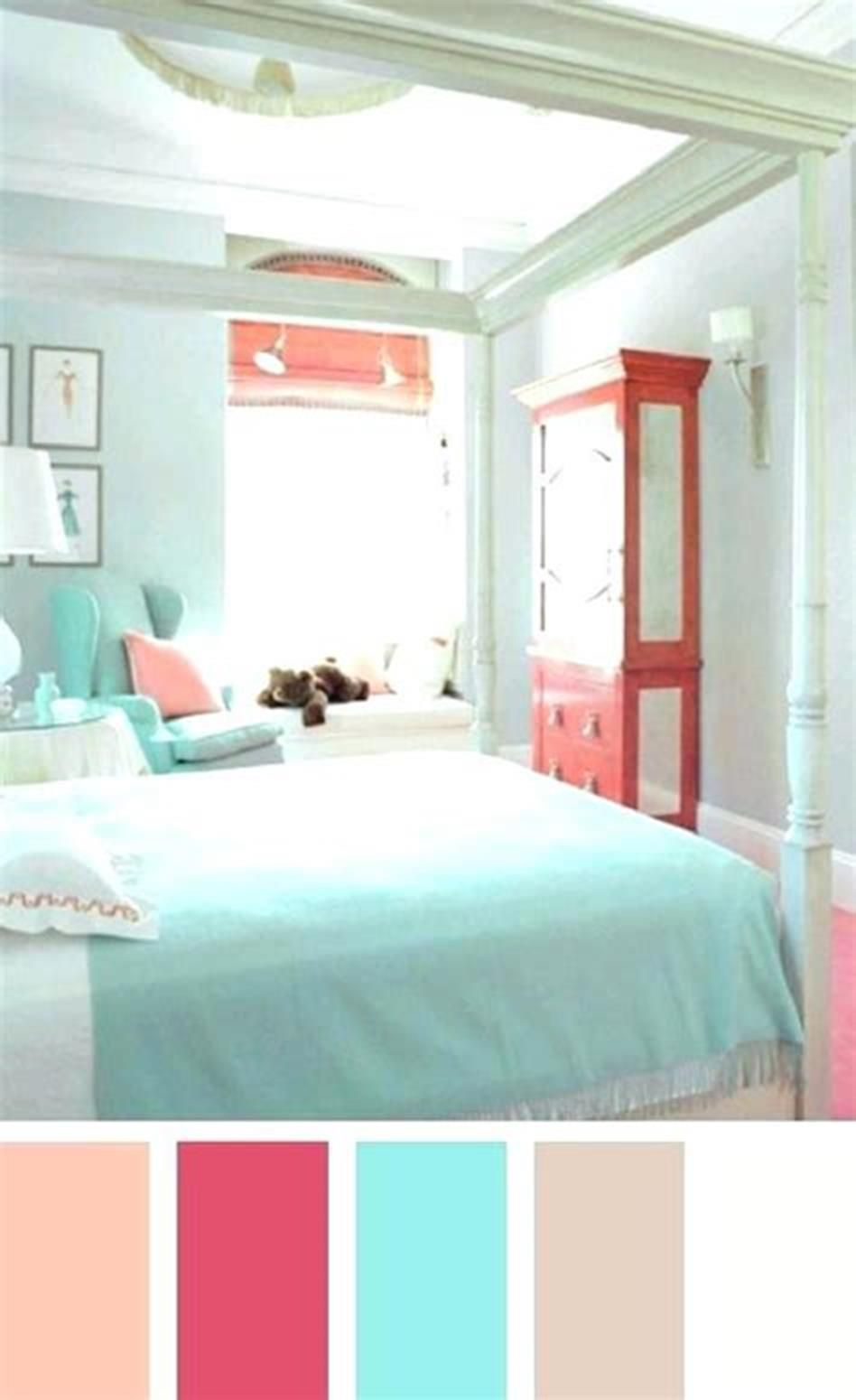 50 most popular bedroom paint color combination for kids on cute bedroom decor ideas for teen romantic bedroom decorating with light and color id=87774