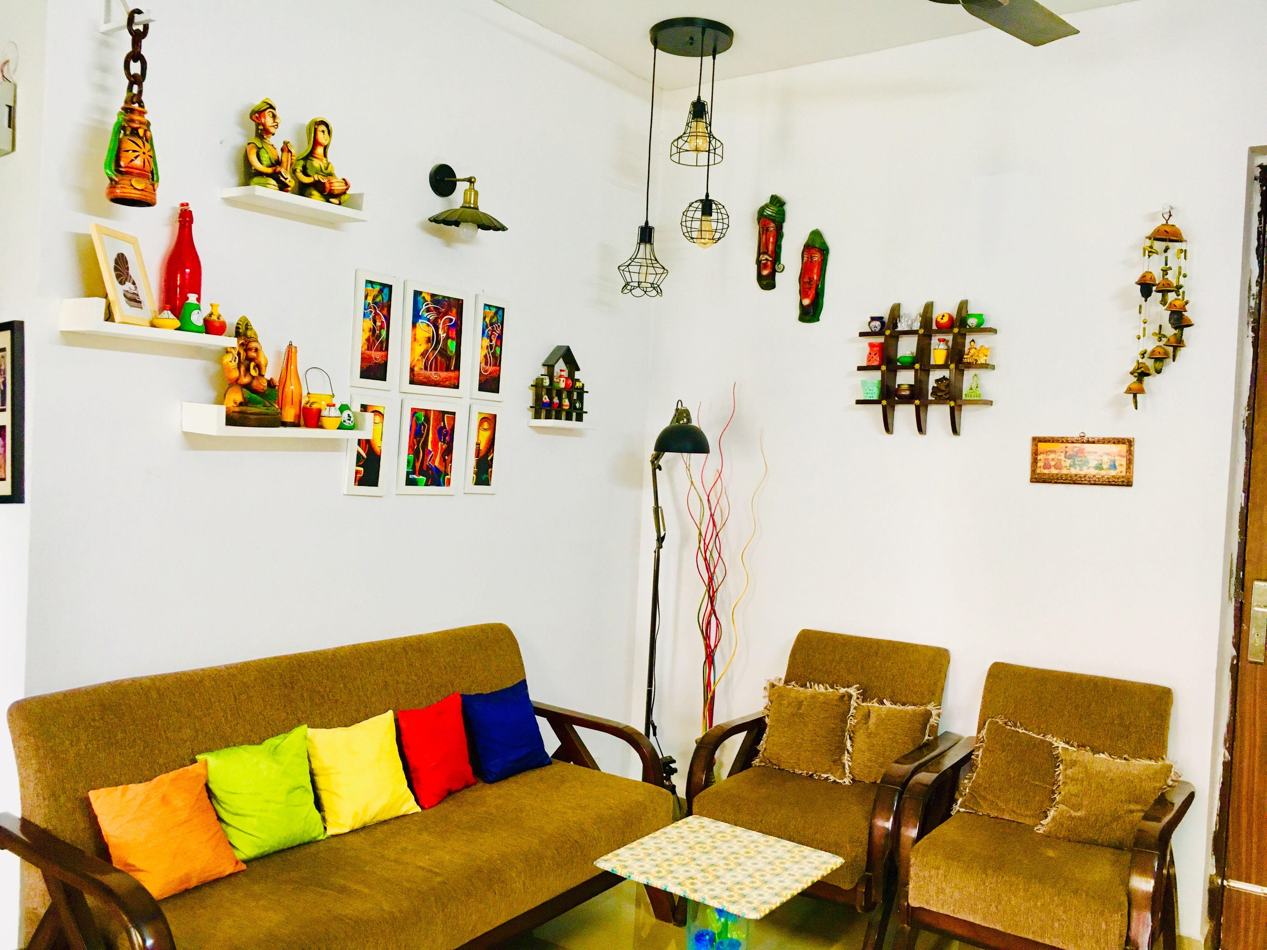 Living Room Decorating Ideas India Indian Decor House Plants Decor Room Wall Decor