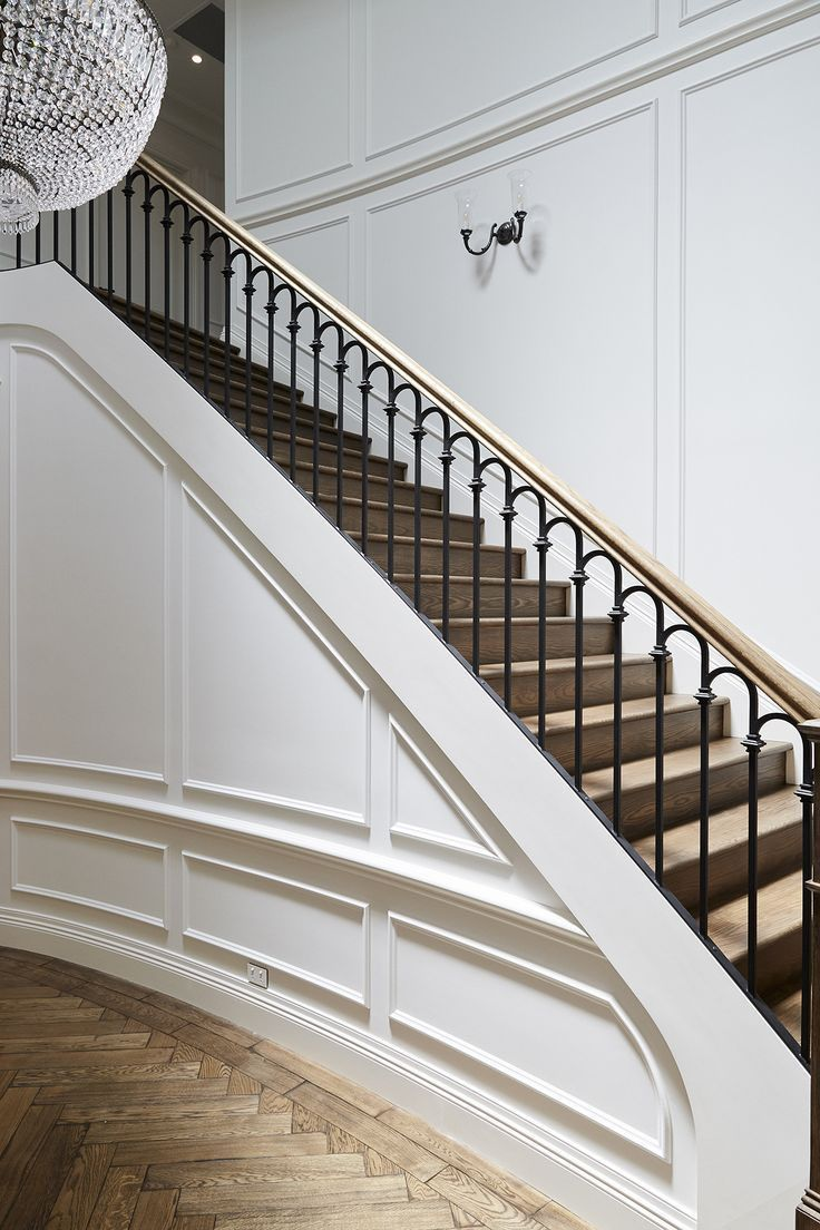 Cozy Residential Stair Railing Ideas Exclusive On Interioropedia