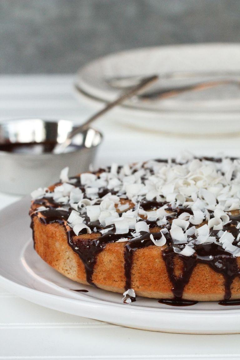 Vegan Gluten Free Vanilla Cake