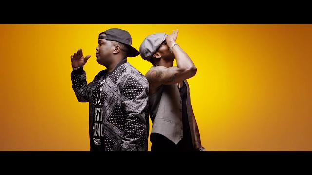 DJ Mwanga: Official VIDEO | AY - Zigo Remix Feat  Diamond