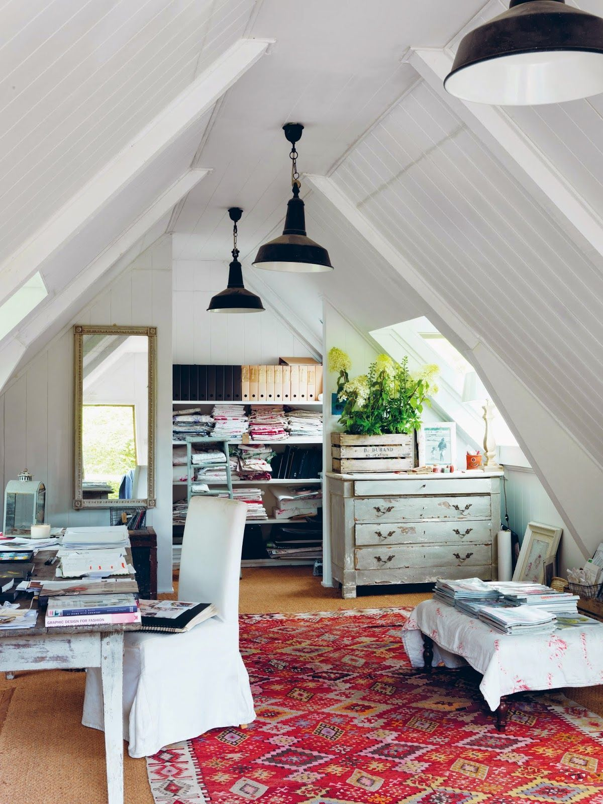 10 Attics That Prove You Are Wasting An Entire Room In Your Home Slanted Walls Attic Bedrooms Home