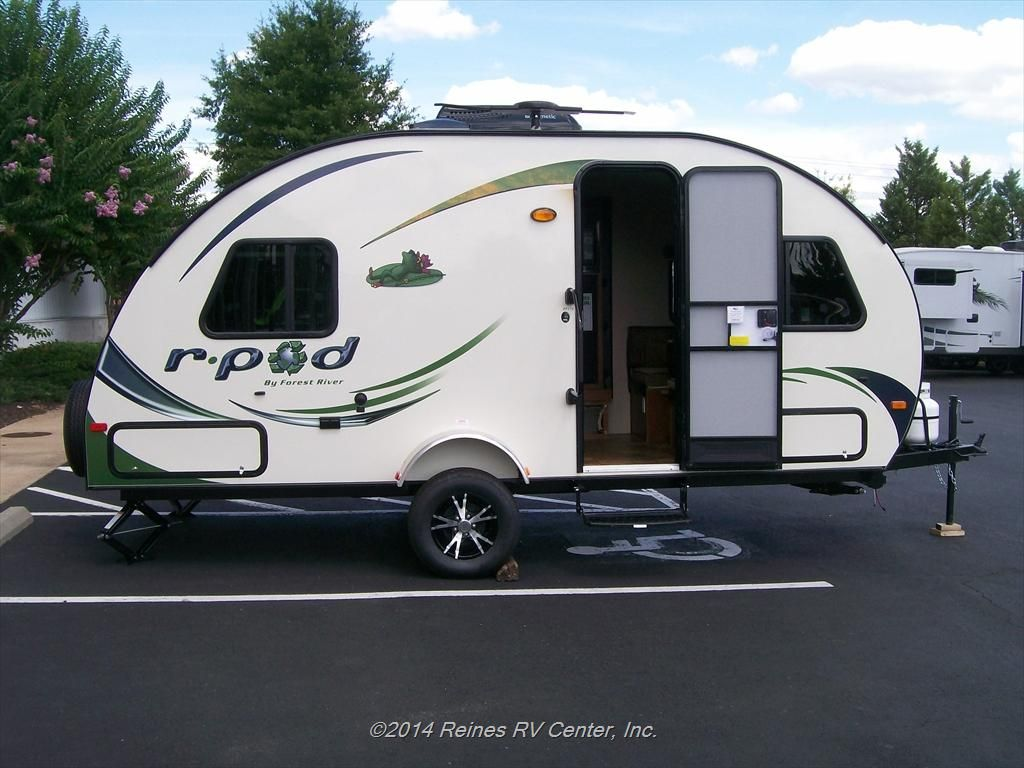2014 Forest River R Pod 178 Review Camping World Rv Sales R Pod