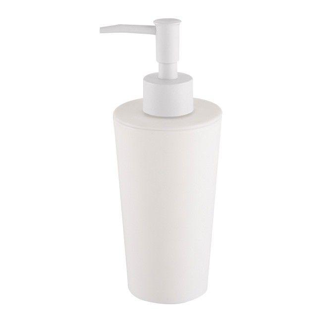 Dozownik Do Mydla Palmi Bialy Dozowniki Akcesoria Stojace Soap Dispenser Soap Dispenser