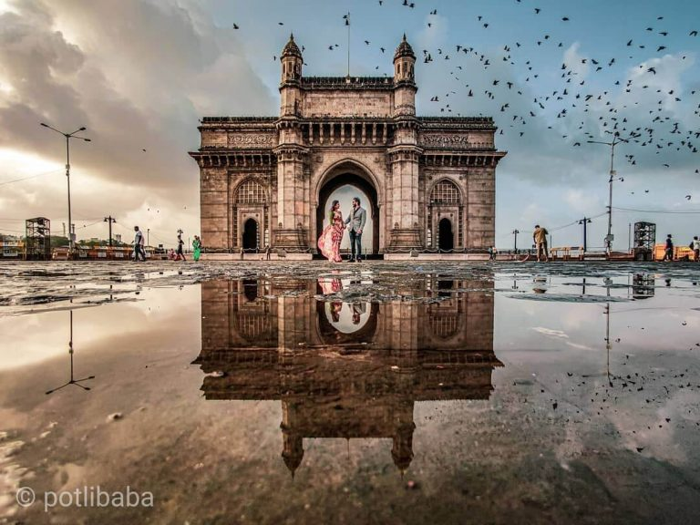 12 Stunning Locations For Pre Wedding Shoot In Mumbai