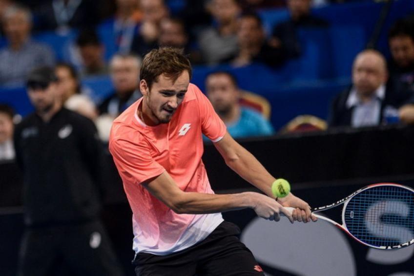 ATP Sofia: Daniil Medvedev tops Marton Fucsovics to win ...