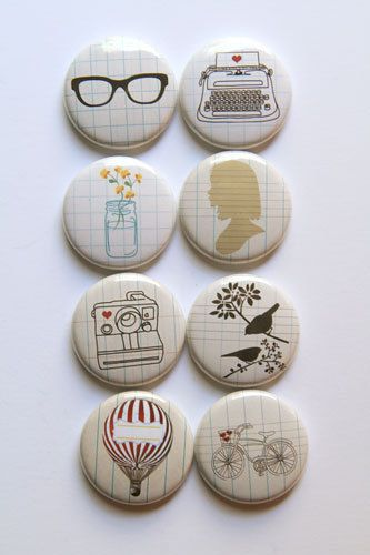 Flair Random Images | Button Pins Project | Pin badges