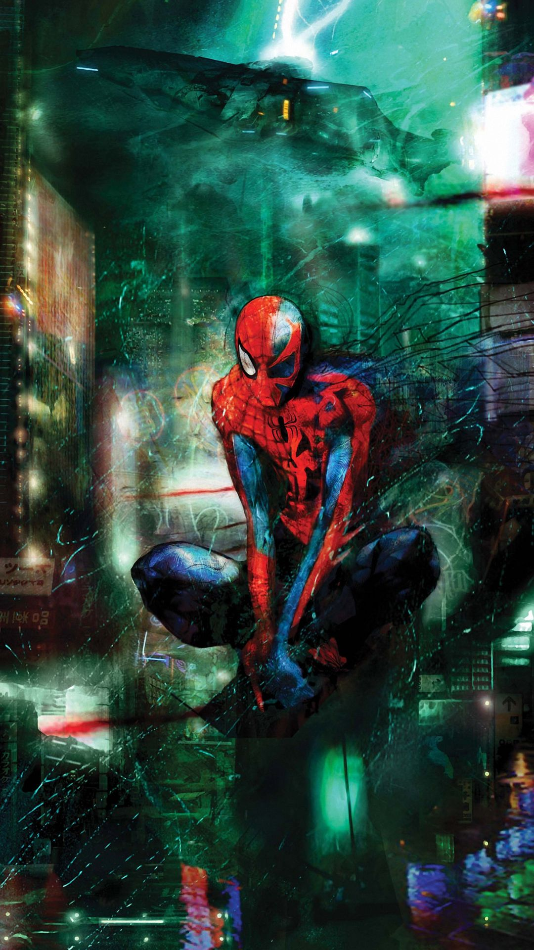 awesome spider man iphone 6 wallpapers hd | iphone 6 wallpapers