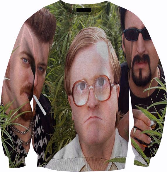 Trailer Park Boys Sweater Crewneck Sweatshirt by YeahWhateverz ...