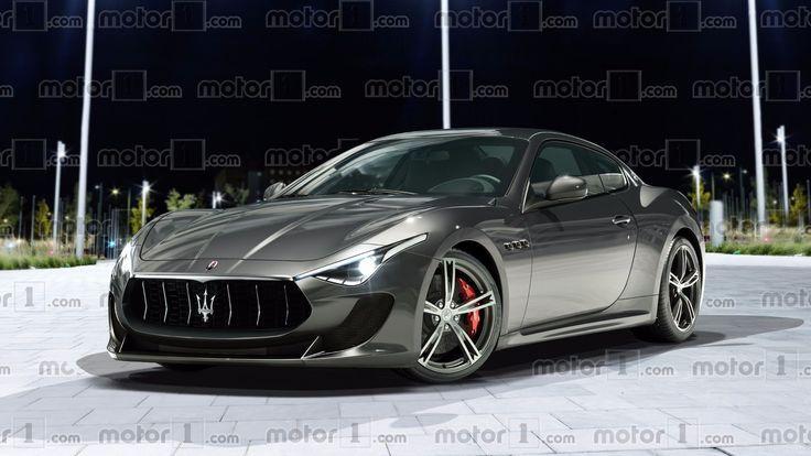 This render of the next-gen 2018 Maserati GranTurismou2026 This Cars - professional resume 2018