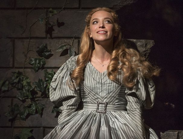 Alex Finke as Cosette