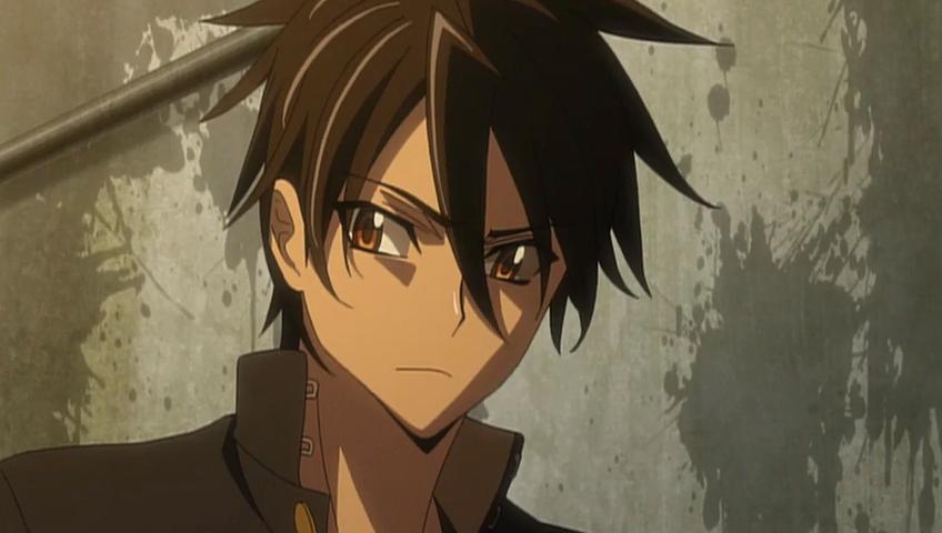Takashi Komuro from Highschool of the Dead Anime/Manga