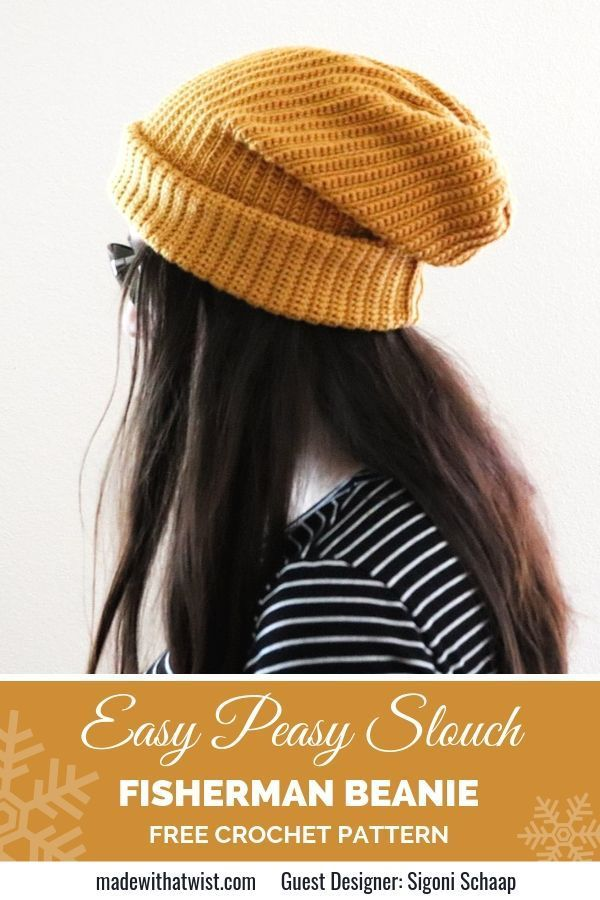 Photo of Quick and Easy Fisherman Beanie