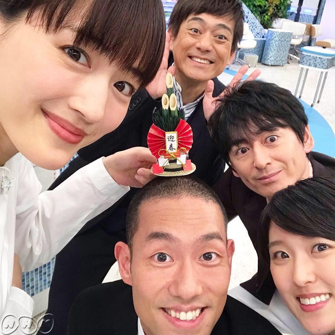 NHKあさイチ on Instagram \u201cおうみです。 新年最初のあさイチは